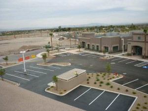 Why Parking Lot Maintenance is Important for Curb Appeal
